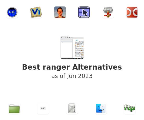 Best ranger Alternatives