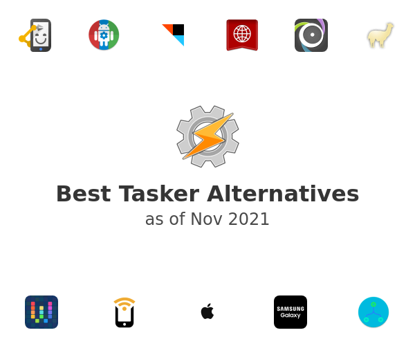 Best Tasker Alternatives