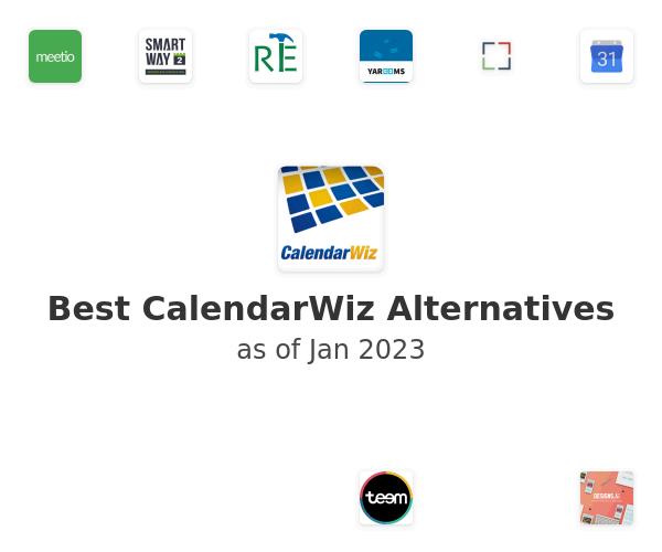 Best CalendarWiz Alternatives