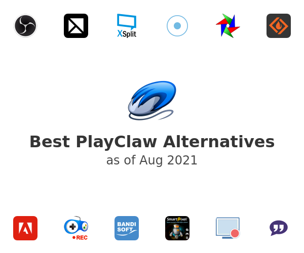 Best PlayClaw Alternatives