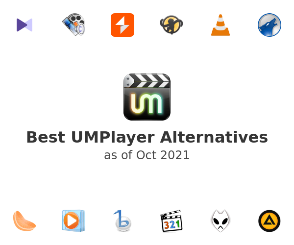 Best UMPlayer Alternatives