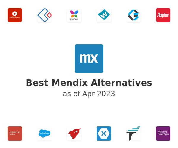 Best Mendix Alternatives