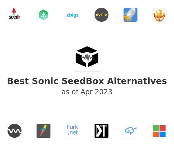 Best Sonic SeedBox Alternatives