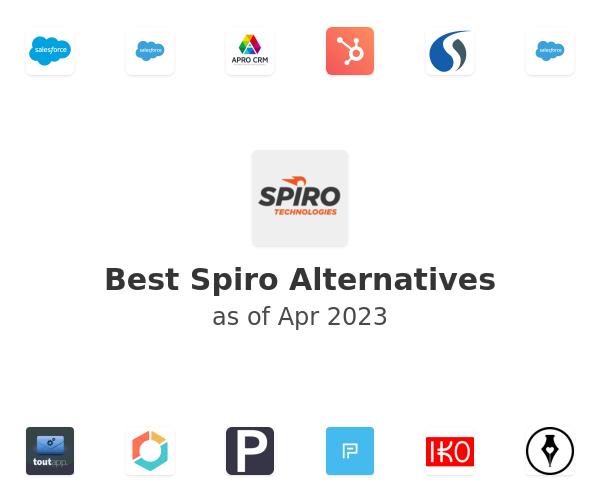 Best Spiro Alternatives