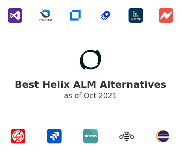 Best Helix ALM Alternatives
