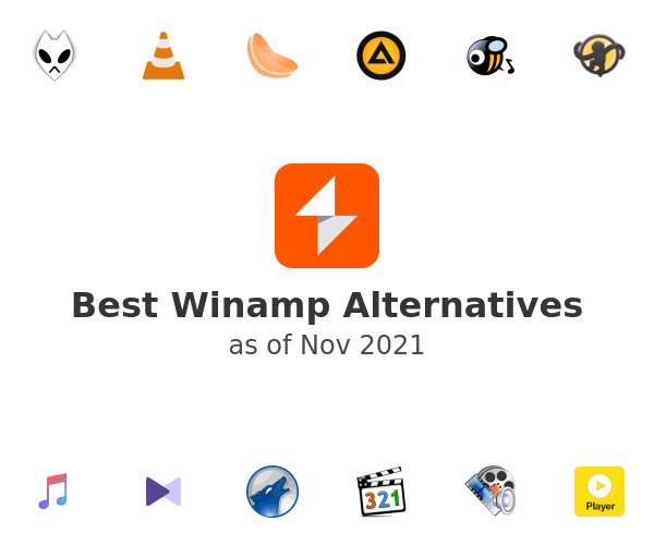 Best Winamp Alternatives