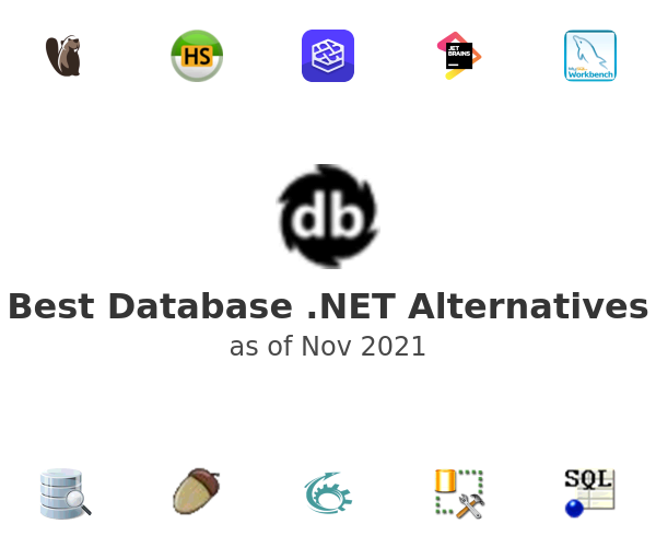 Best Database .NET Alternatives