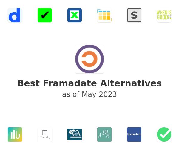 Best Framadate Alternatives