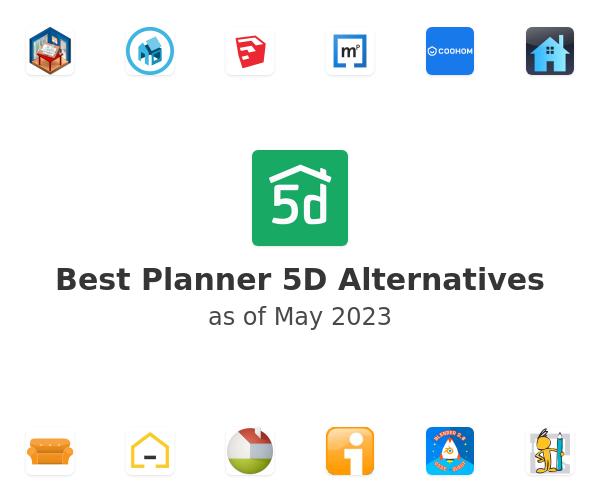 Best Planner 5D Alternatives