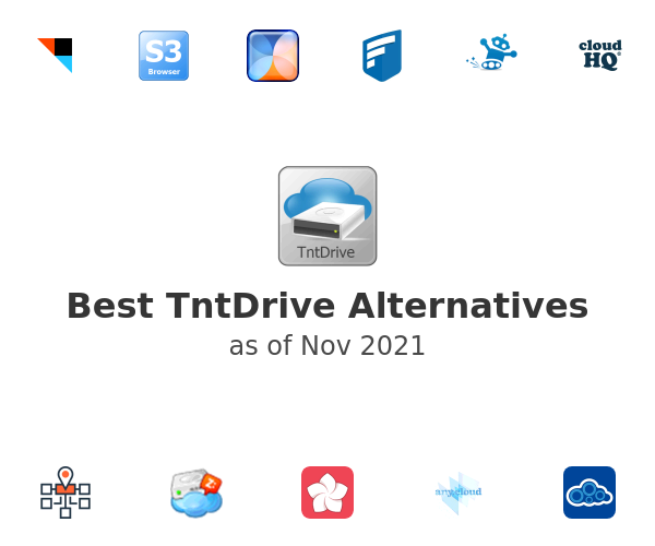Best TntDrive Alternatives