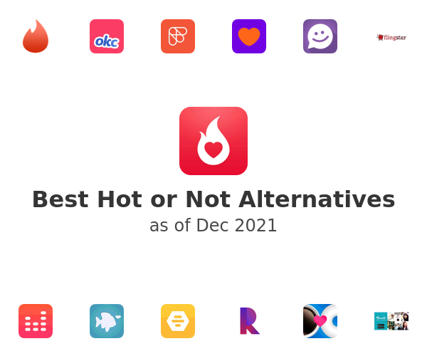 Best Hot or Not Alternatives