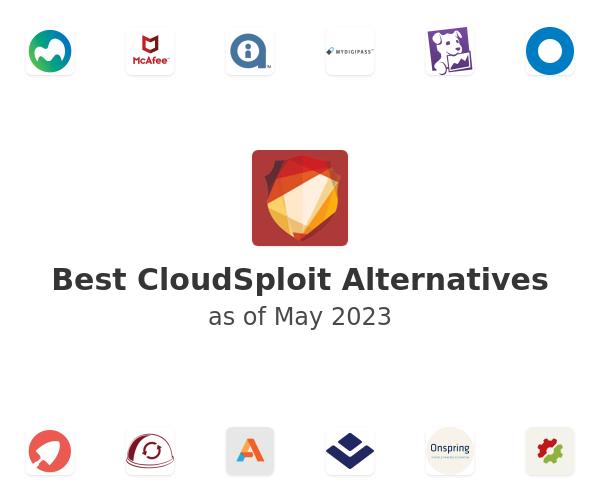 Best CloudSploit Alternatives