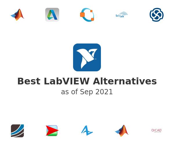 Best LabVIEW Alternatives