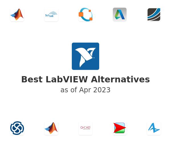 Best LabVIEW Alternatives