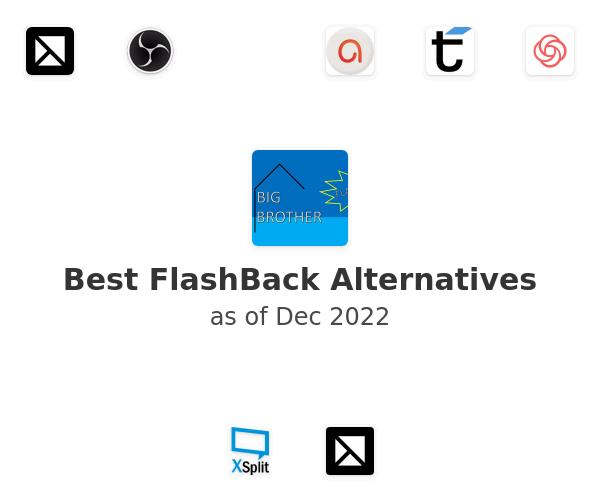 Best FlashBack Alternatives