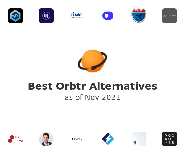 Best Orbtr Alternatives