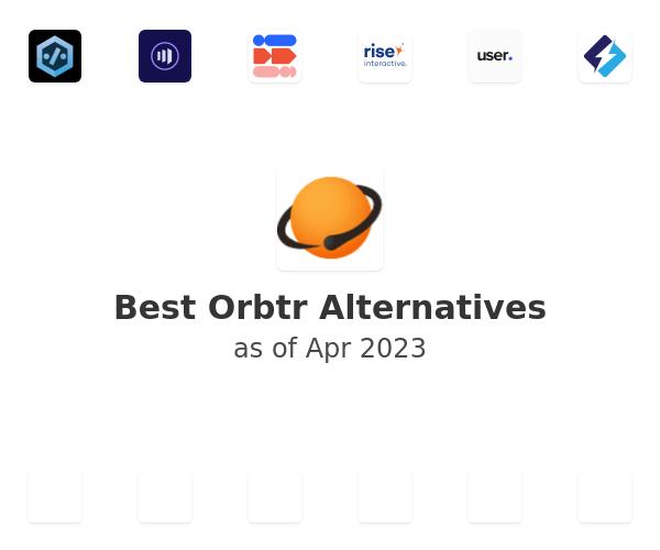 Best Orbtr Alternatives