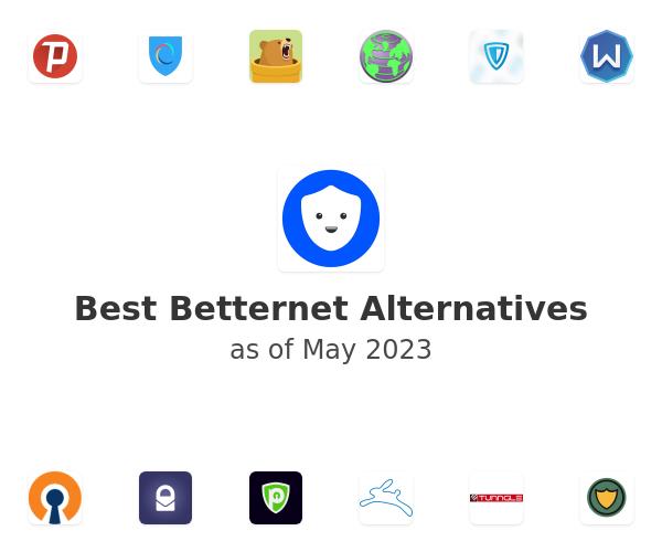 Best Betternet Alternatives