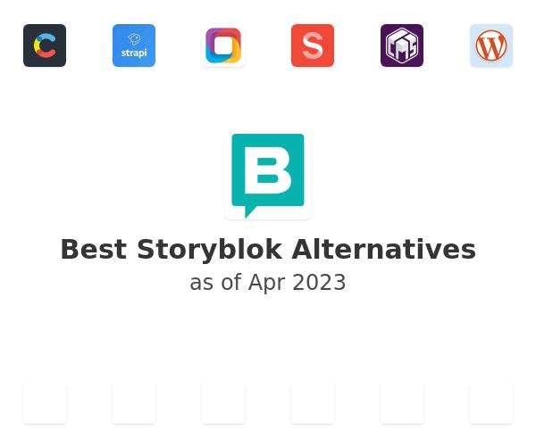 Best Storyblok Alternatives