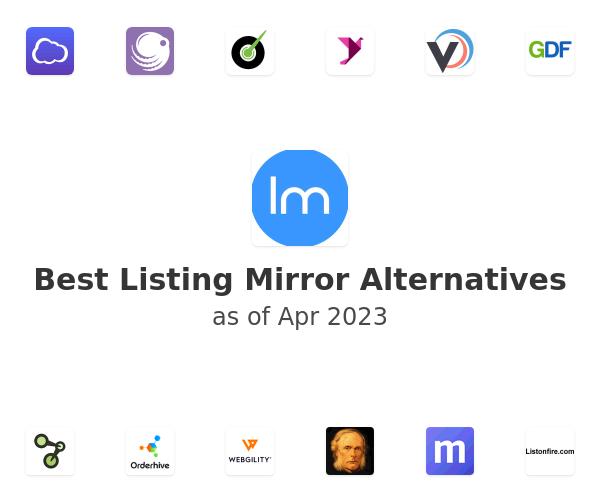 Best Listing Mirror Alternatives