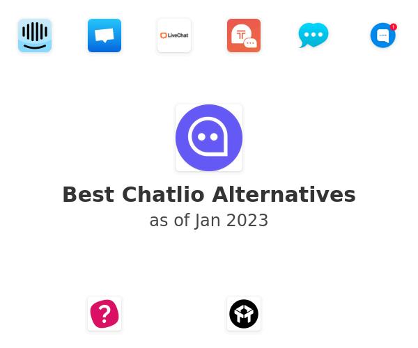 Best Chatlio Alternatives