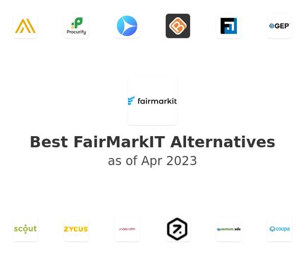 Best FairMarkIT Alternatives