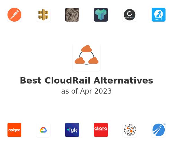 Best CloudRail Alternatives