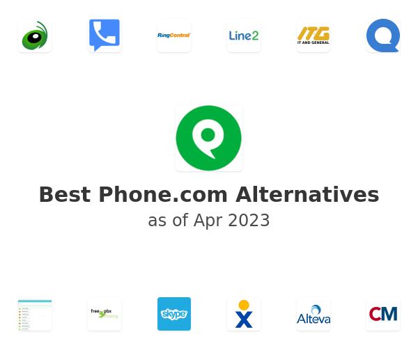 Best Phone.com Alternatives