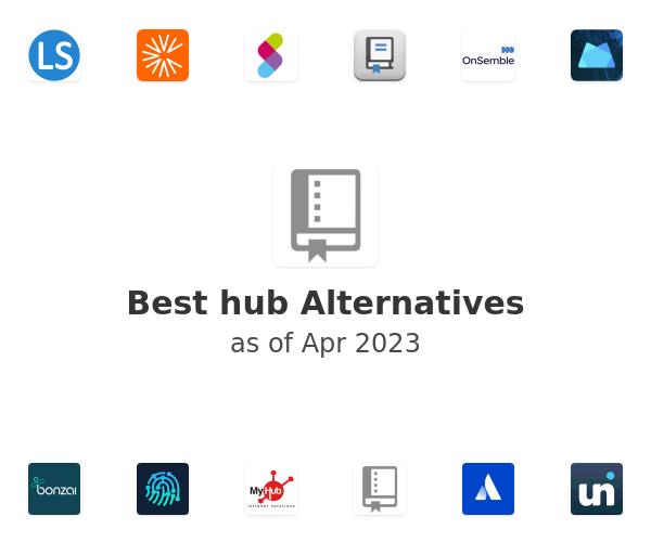 Best hub Alternatives