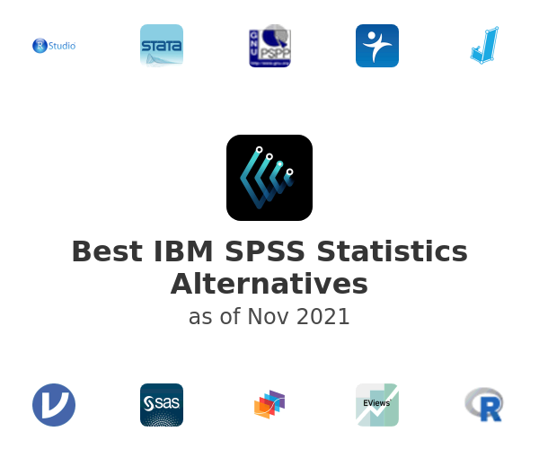 Best IBM SPSS Statistics Alternatives