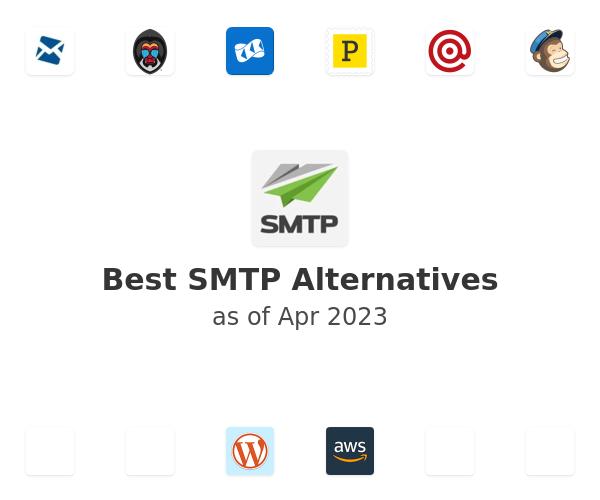 Best SMTP Alternatives