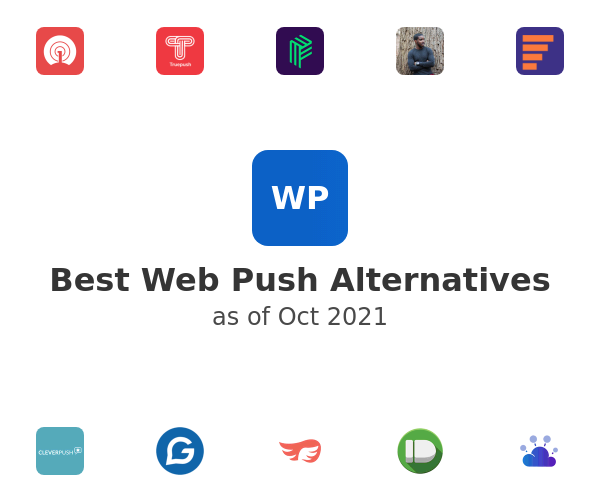 Best Web Push Alternatives