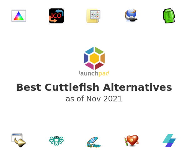 Best Cuttlefish Alternatives