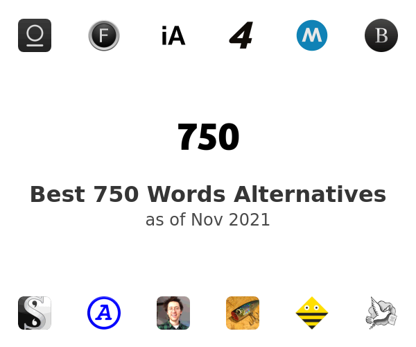 Best 750 Words Alternatives