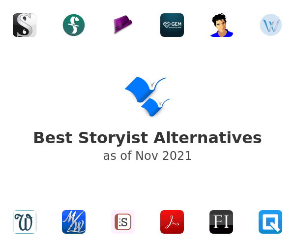 Best Storyist Alternatives