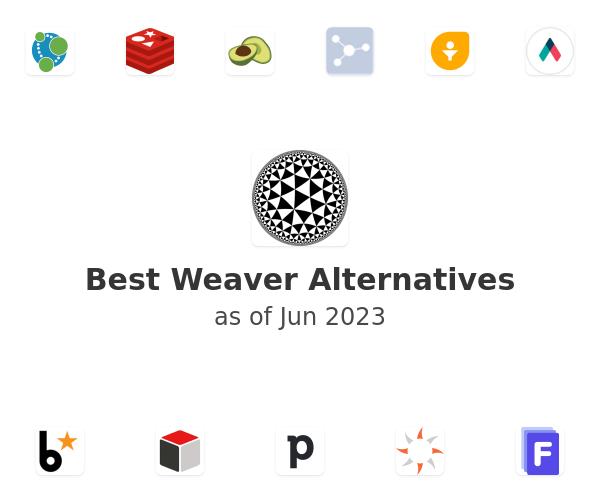 Best Weaver Alternatives