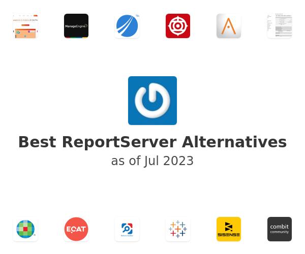 Best ReportServer Alternatives