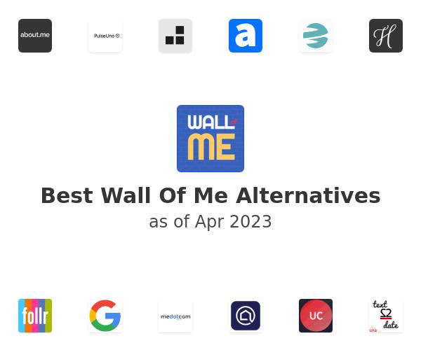 Best Wall Of Me Alternatives