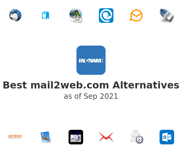 Best mail2web.com Alternatives