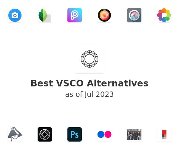 Best VSCO Alternatives