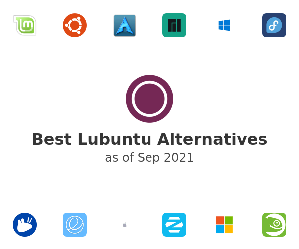 Best Lubuntu Alternatives
