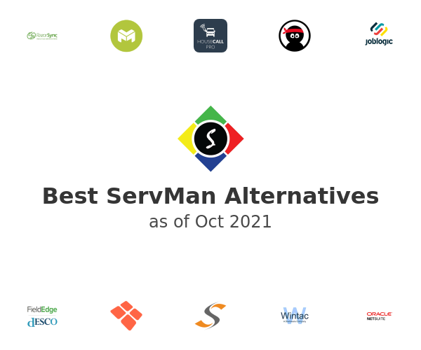 Best ServMan Alternatives