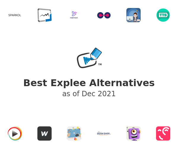 Best Explee Alternatives