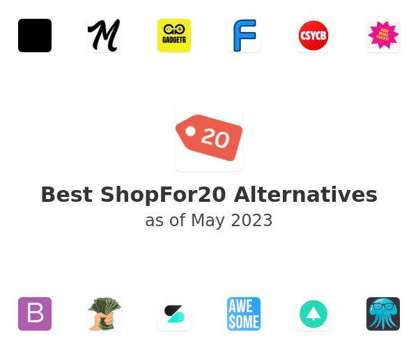 Best ShopFor20 Alternatives
