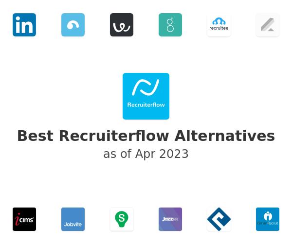 Best Recruiterflow Alternatives