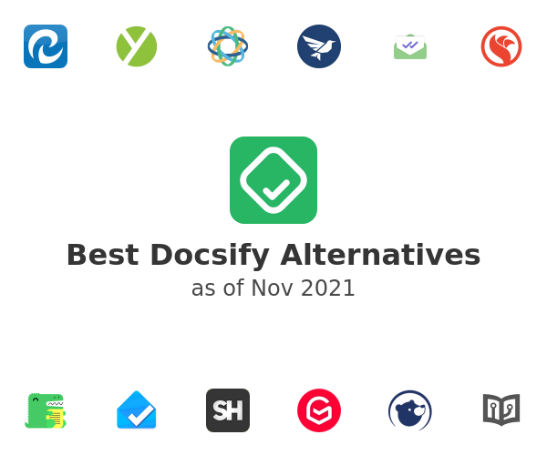 Best Docsify Alternatives