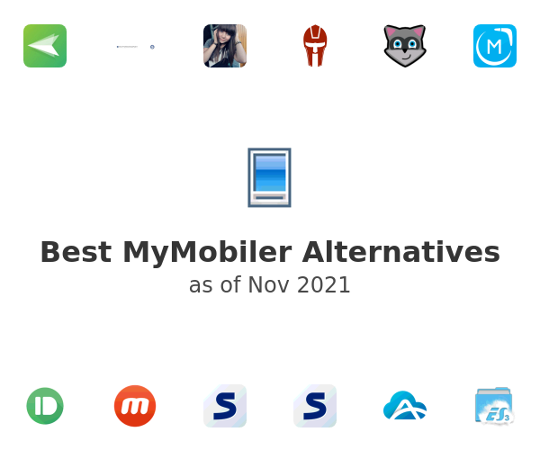 Best MyMobiler Alternatives