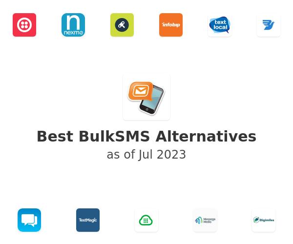 Best BulkSMS Alternatives