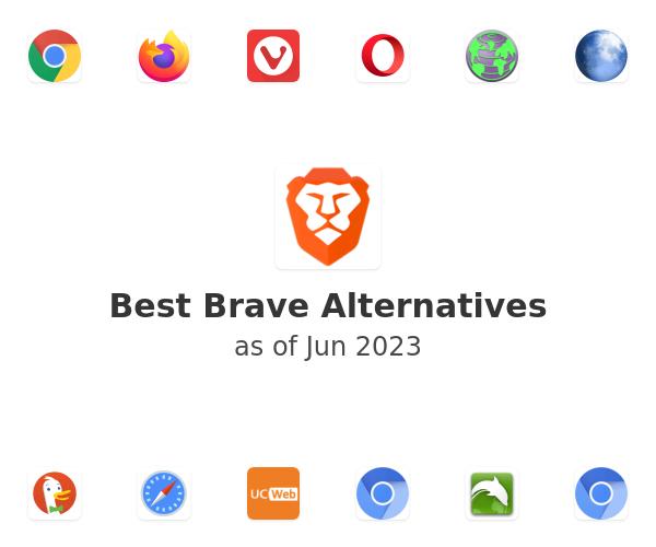 Best Brave Alternatives