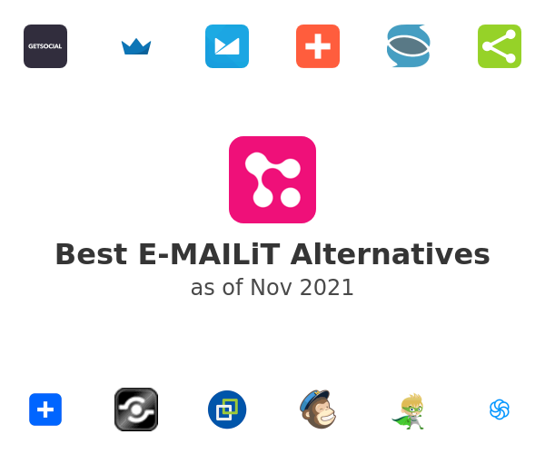 Best E-MAILiT Alternatives